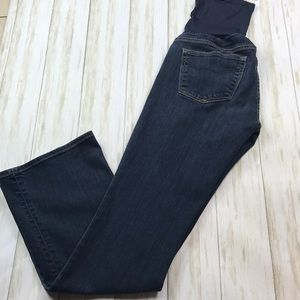 Gap Maternity Sexy Boot Jeans Size 28 / 6 Long